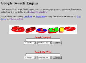 Google_1997SearchEngineHomePage