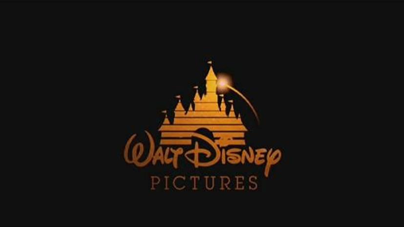 Walt Disney Pictures logo 2000