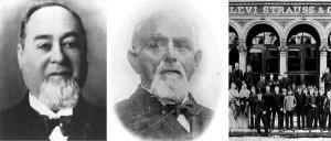 Levi Strauss & Jacob Davis
