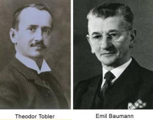 Theodor Tobler & Emil Bauman