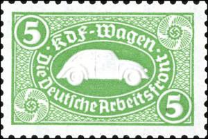 Volkswagen Stamp