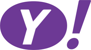 Yahoo latest favicon