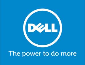 Dell-logo tagline