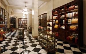 Prada bigining Galleria Vittorio Emanuele II 1913