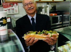 Subway Founder Peter Buck