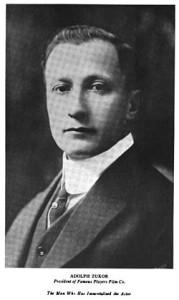 Adolf Zukor