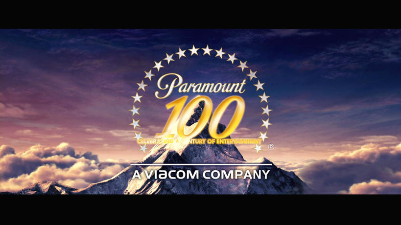 paramount 100 years a viacom company logo - photo #10