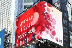 With LG It's All Possible