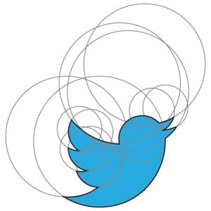 Twitter Logo Geometry1