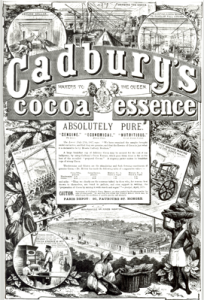 CADBURY COCOA ESSENCE