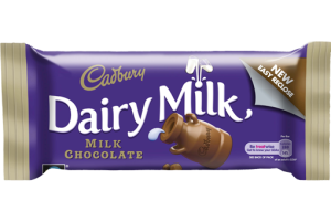 Cadbury DM Present