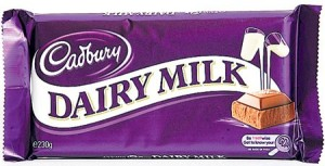 Cadbury Dairy Milk 1999