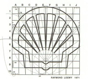 ShellLogo By Raymond Loewy