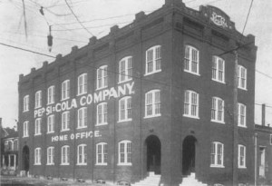 Pepsi-Cola 1st Bottling Plant 1905